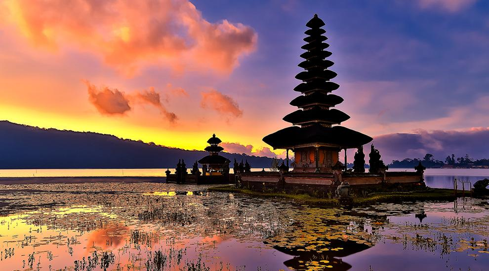 Visit Indonesia to Bali