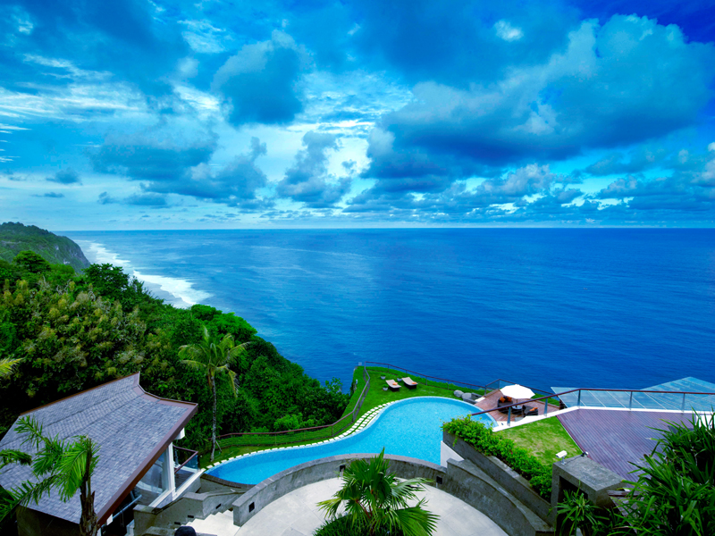 The Edge Uluwatu Hotel