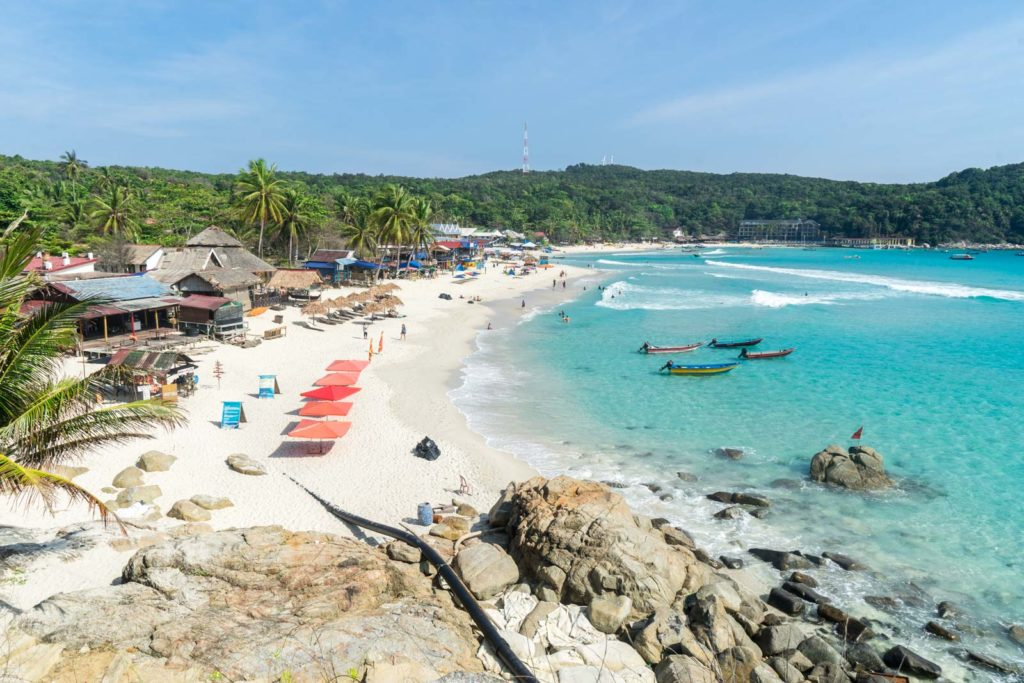 Malaysia Beach Holiday: Perhentian