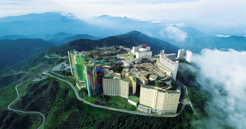 Malaysia Honeymoon Genting Highland