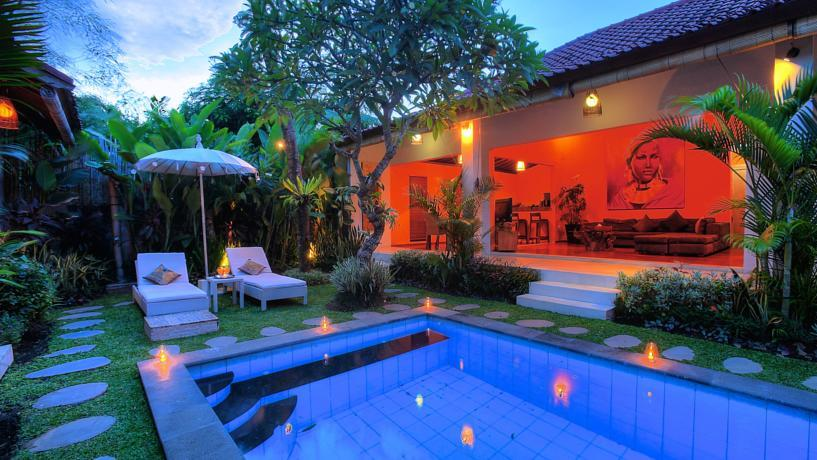 Where to Stay in Kuta Bali