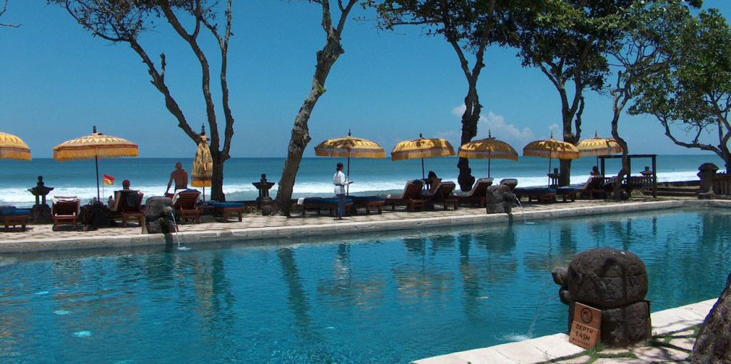 Where to Stay in Seminyak Oberoi Hotel