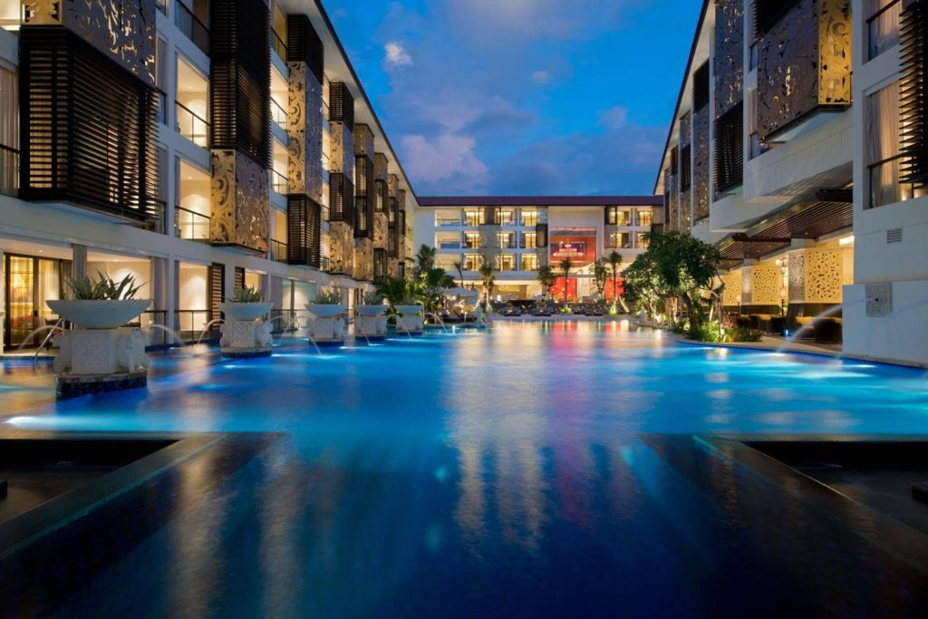 Where to Stay in Seminyak The Trans