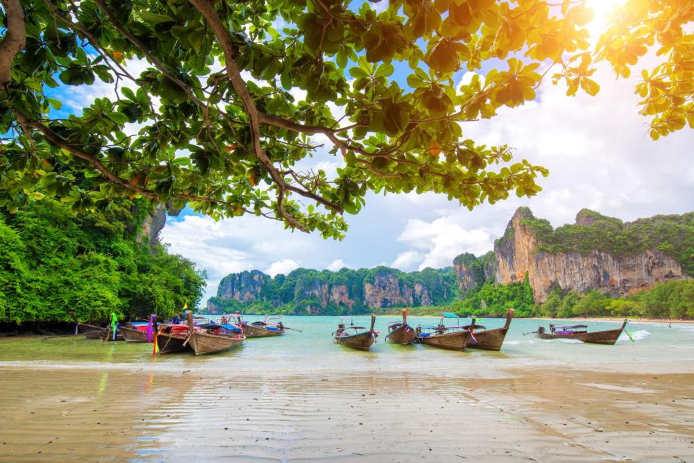 best time to visit Krabi Coast