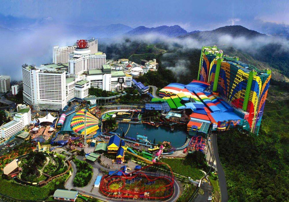 Malaysia Holiday Hotels First World