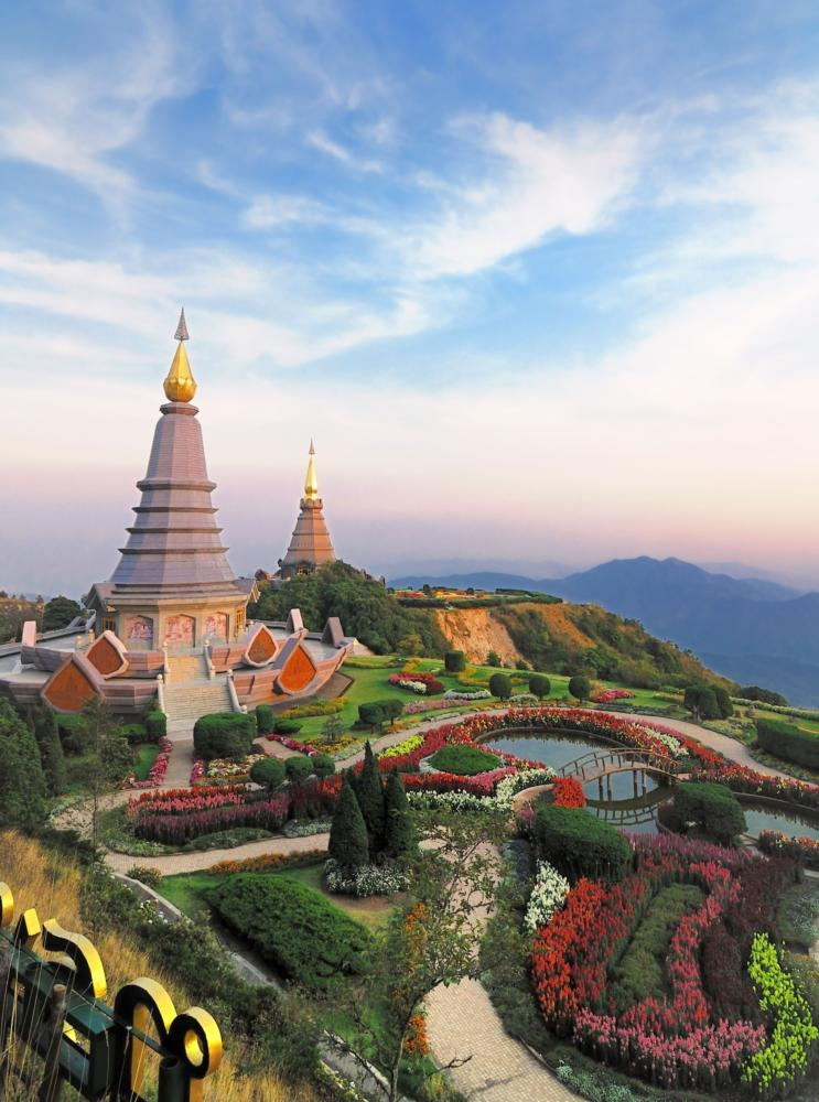 Best Places to Visit in Thailand: Doi Inthanon