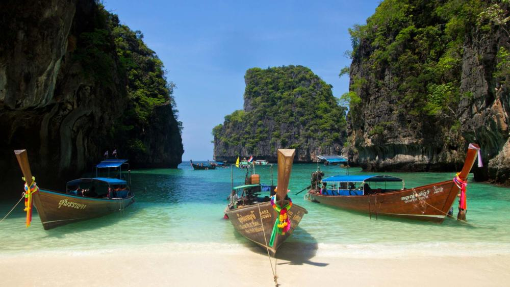 Best Places to Visit in Thailand: Krabi