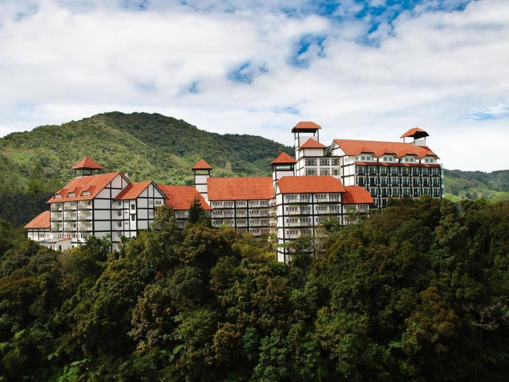 Malaysia Holiday Hotels Century Pines