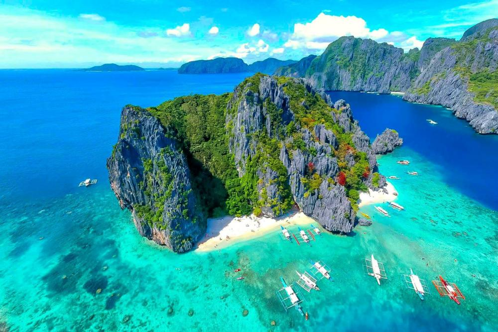 meteo a palawan philippines