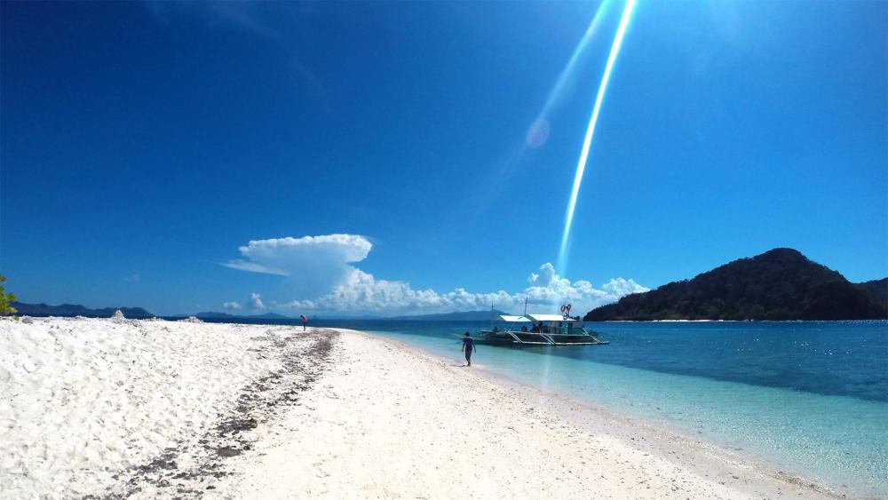 palawan philippines beach resorts