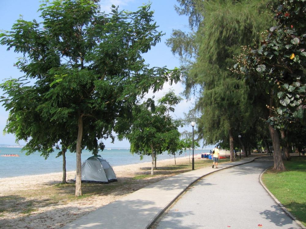 singapore and beaches