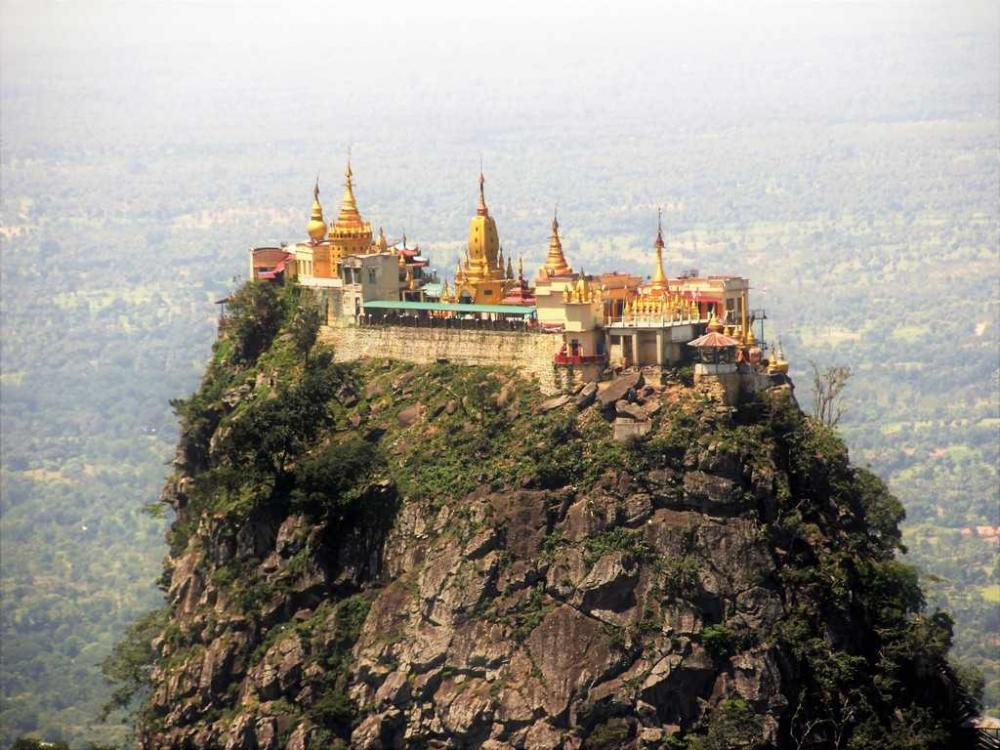 myanmar ancient temples